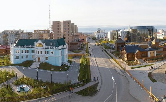 Receipt of applications to develop the Park for Future Generations concept in Yakutsk has ended