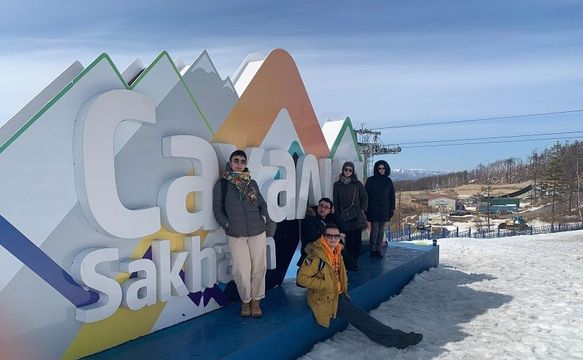 The Agency CENTER specialists and the Institute of the General Plan of Moscow made the first visit to Sakhalin
