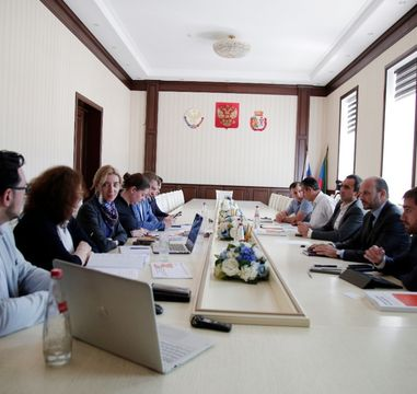 CENTER Agency Finished Work and Presented Research on its Comprehensive Assessment of the Development Potential of Derbent