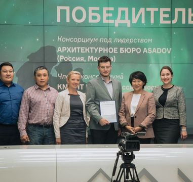 The winner of the competition for the creation of the concept of a tourist cluster in Oymyakon is chosen in Yakutsk
