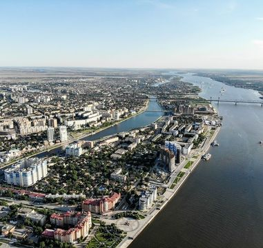 The start of the International competition for master plan development for Astrakhan agglomeration will be announced in TASS on March 17 at 17:00
