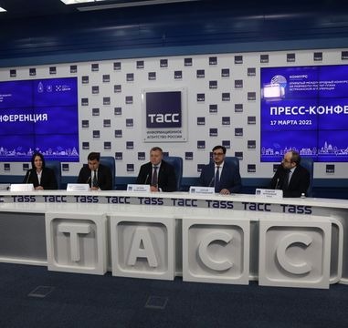 TASS announced the start of an International competition for master plan development for Astrakhan agglomeration
