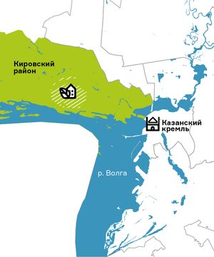 Complex Analytical Study of the Prospects for the Development of a Site With an Area of 759.9 ha in the Kirovsky District the city of Kazan