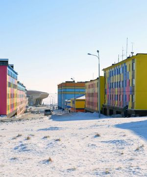 Comprehensive study: the concept for the creative youth center in the city of Anadyr, Chukotka Autonomous Region